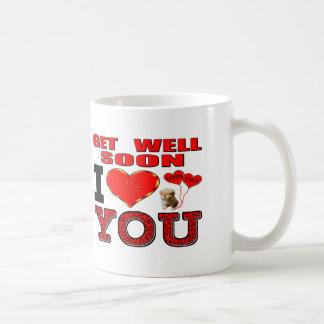 井戸を得て下さいすぐに私が愛する コーヒーマグカップ