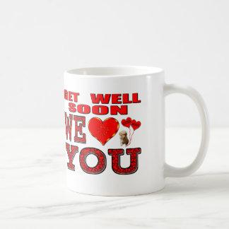 井戸を得て下さいすぐに私達が愛する コーヒーマグカップ