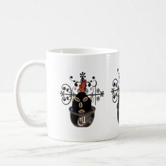 交差道路大学コーヒー・マグ コーヒーマグカップ