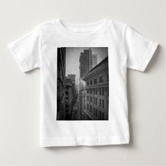 交換場所ニューヨークから北ウィリアムの通り ベビーTシャツ