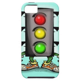 交通おもしろい iPhone SE/5/5s ケース