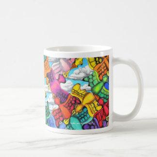 交通渋滞のマグ コーヒーマグカップ