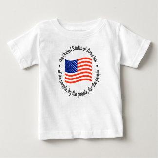 人々のベビーのTシャツの ベビーTシャツ