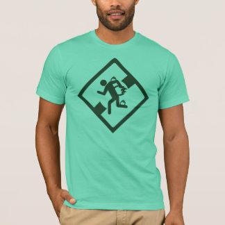 人々のワイシャツに対する暴力無し Tシャツ