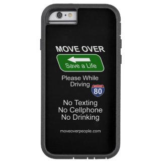 人々の例に動かして下さい TOUGH XTREME iPhone 6 ケース