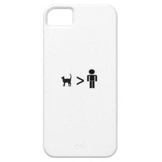 人々の例上の猫 iPhone SE/5/5s ケース