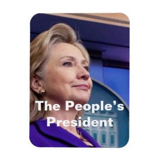 人々の大統領: ヒラリーの2016年の磁石 マグネット
