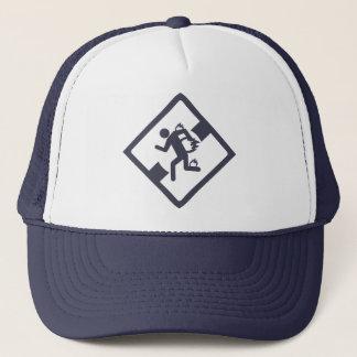 人々の帽子に対する暴力無し キャップ