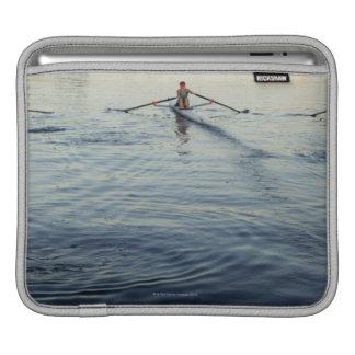 人々の漕艇 iPadスリーブ