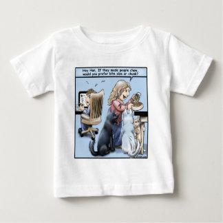 人々の食事 ベビーTシャツ