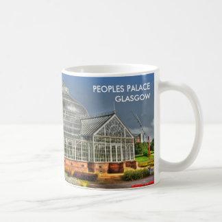 人々宮殿のグラスゴーのマグ コーヒーマグカップ