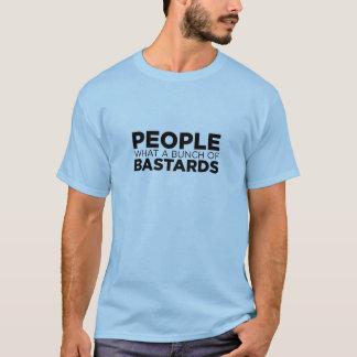 人々粗悪品のなんと束 Tシャツ