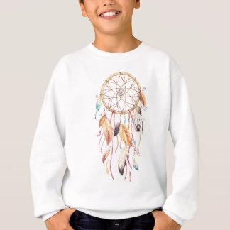人および女性のためのdreamcatcher-のTシャツの服装 スウェットシャツ