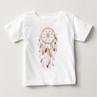 人および女性のためのdreamcatcher-のTシャツの服装 ベビーTシャツ