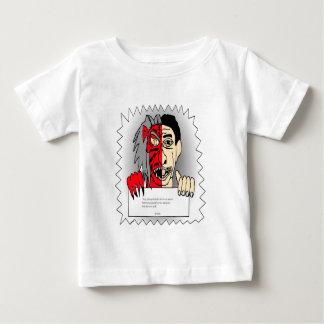 人および獣 ベビーTシャツ