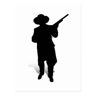 人および銃2 ポストカード