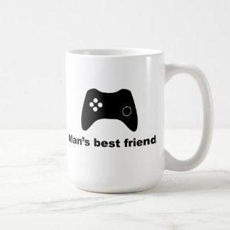 人で親友のおもしろいなゲーマーのマグ コーヒーマグカップ