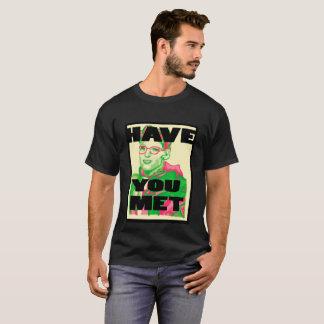 人にTravisの会われたTシャツあります Tシャツ