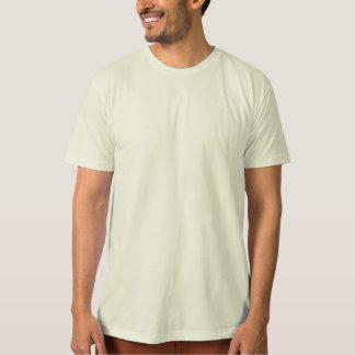 人のアメリカの服装のオーガニックなTシャツ Tシャツ