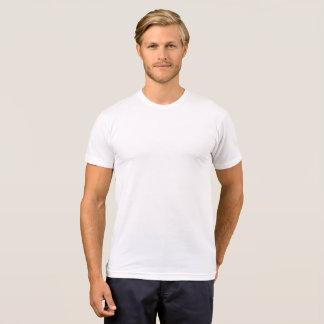 人のアメリカの服装の多綿のTシャツ Tシャツ