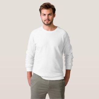人のアメリカの服装のRaglanのスエットシャツ スウェットシャツ