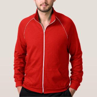 人のアメリカの服装カリフォルニアフリース ジャケット