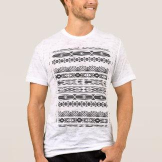 """人のキャンバスは""""アステカな""""焼損のTシャツに合いました Tシャツ"""