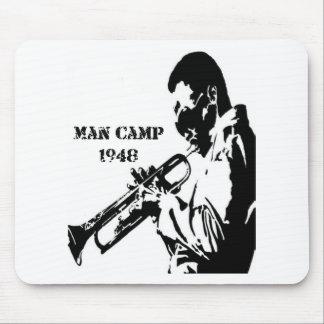 人のキャンプ1948年 マウスパッド