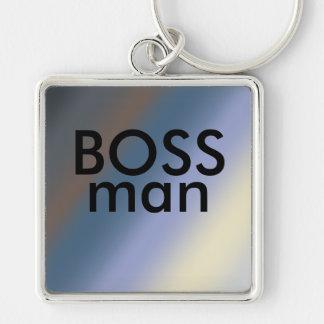 人のキーホルダーの銀を指揮しますか、または青いブレンドを盗んで下さい キーホルダー