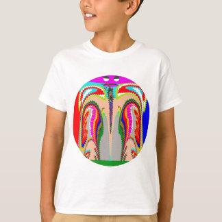 人のチューリップショーnの精神 tシャツ