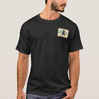 人のティーw/logo tシャツ