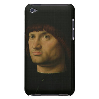 人のポートレート、かCondottiere 1475年(油o Case-Mate iPod Touch ケース