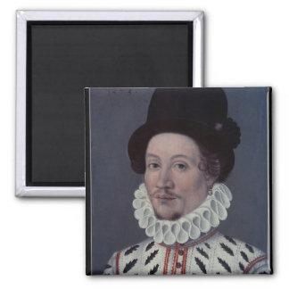 人のポートレート、1575年 マグネット