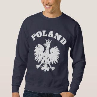 人のポーランドのプライドのワシの記号 スウェットシャツ