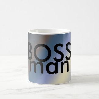 人のマグの銀を指揮しますか、または青いブレンドを盗んで下さい コーヒーマグカップ