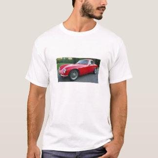 人のヴィンテージのレースカーのTシャツ Tシャツ