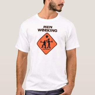人の働くこと Tシャツ