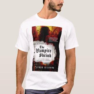 人の吸血鬼の収縮のTシャツ Tシャツ
