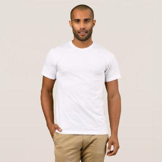 人の基本的なアメリカの服装のTシャツ Tシャツ