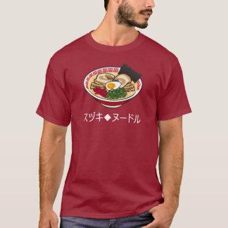 人の基本的な暗いTシャツ Tシャツ