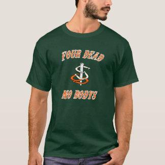 人の基本的な暗くTワイシャツ暗い森林 Tシャツ