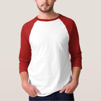 人の基本的な3/4枚の袖のRaglanのTシャツ Tシャツ