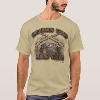 人の小石のTシャツの珍しい勇気 Tシャツ