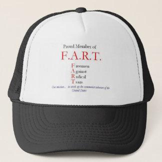 人の屁の帽子 キャップ