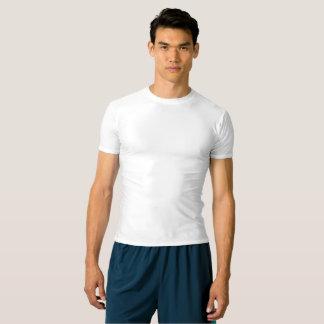 人の性能の圧縮のTシャツ Tシャツ