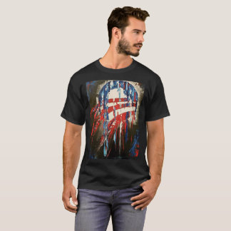 人の抗議のワイシャツ Tシャツ