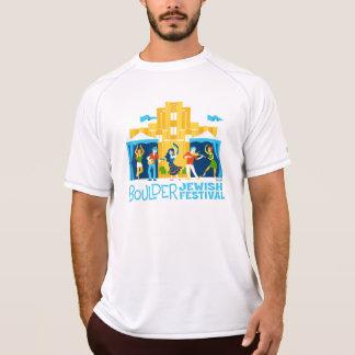 人の新しいロゴのワイシャツ Tシャツ