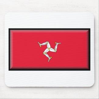 人の旗の島 マウスパッド
