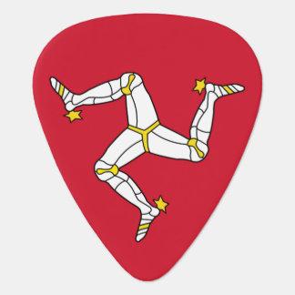 人の旗、イギリスの島が付いている愛国心が強いギターの一突き ギターピック