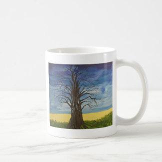 人の木 コーヒーマグカップ